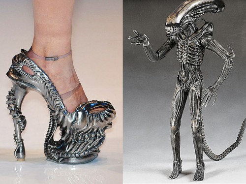 Check out these heels inspired by my people!