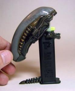 Alien pez