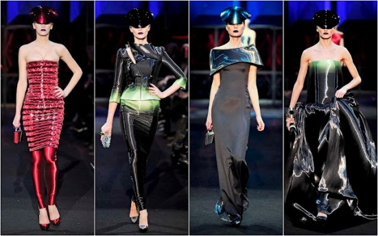 Armani Prive Couture Spring 2011