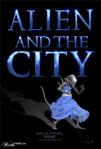 Alien and the City