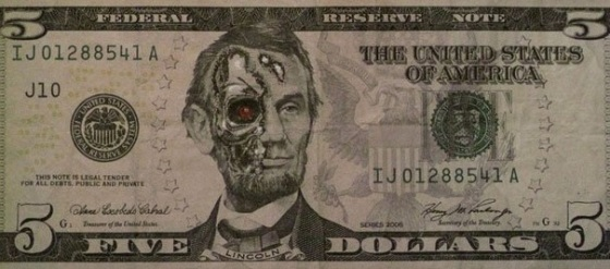 Abraham Lincoln: Terminator