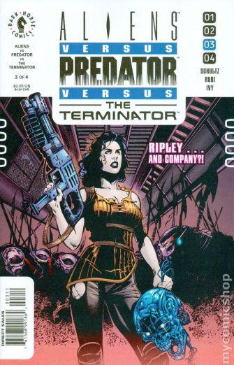 Aliens vs. Predator vs. Terminator