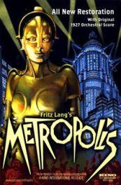 Maria from Metropolis