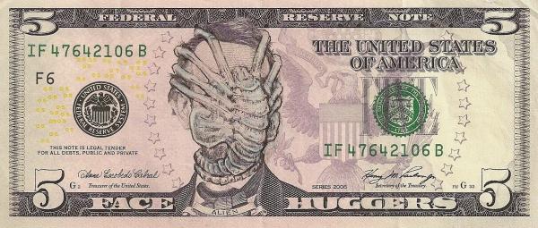 Abraham Lincoln: Alien? (2/2)