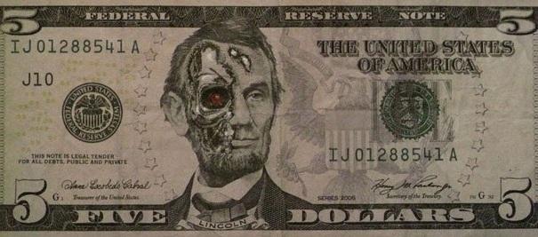 Abraham Lincoln: Alien? (1/2)