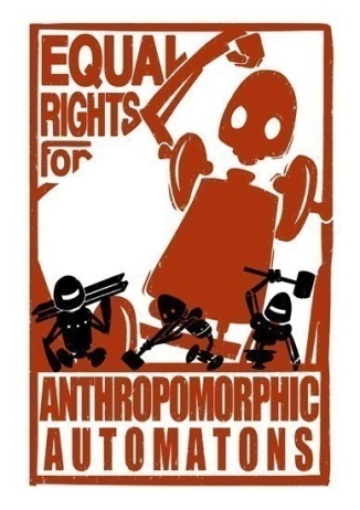 Equal rights for robots