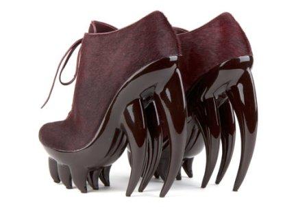 Fang shoes