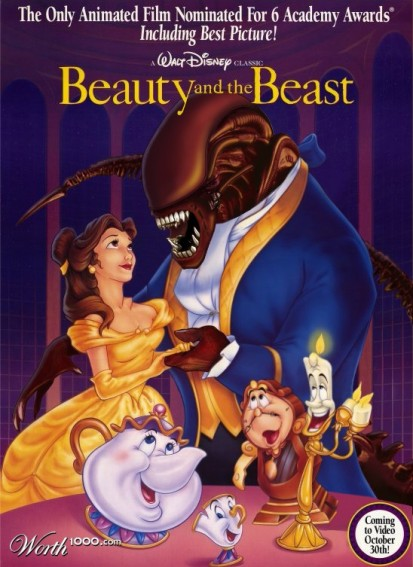 The new Beauty and the Beast
