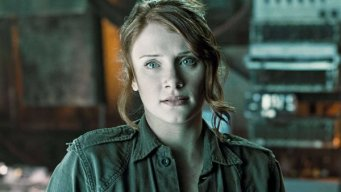 Kate Connor played by Bryce Dallas Howard