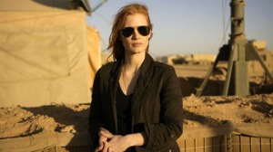 Jessica Chastain is a terminator