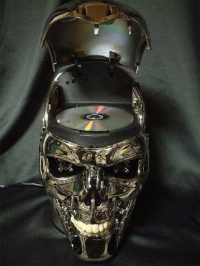 Terminator CD player