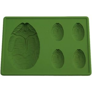 alien egg ice cube tray