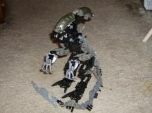 Lego xenomorph 4
