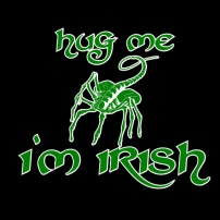 irish facehugger